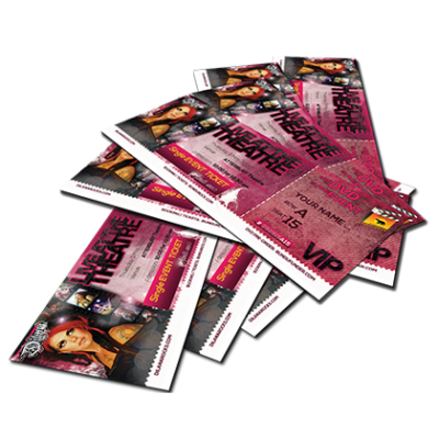 Live Show Tickets