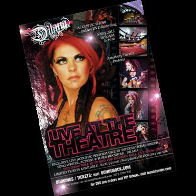 Dilana Acoustic DVD Show
