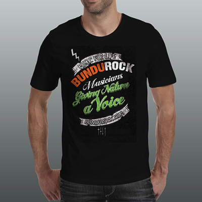 BUNDUROCK T-Shirt #1